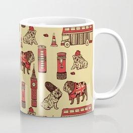 London English Bulldog Coffee Mug