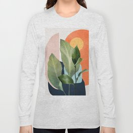 Nature Geometry VII Long Sleeve T-shirt