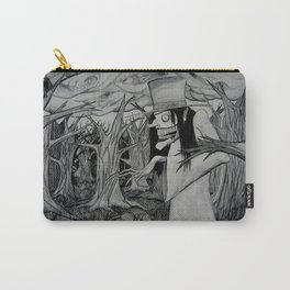 Hyde in the Trees Carry-All Pouch
