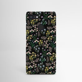 Spring Bloom Black Android Case