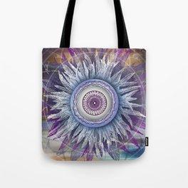 Crown Chakra (II) Tote Bag