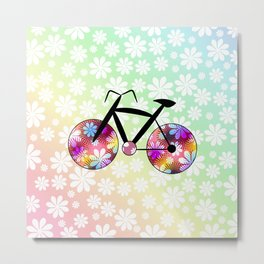 Enjoy a magical ride Metal Print