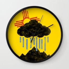 Zia Life Wall Clock