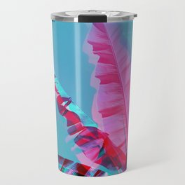 3D Banana Jungle Travel Mug