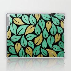 falling leaves XII Laptop & iPad Skin