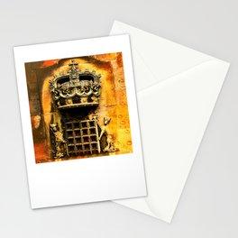 Windsor castle crest Stationery Cards