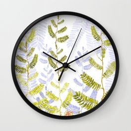 TAMMY Tamarind Wall Clock