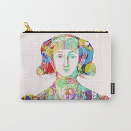 Anne of Cleves Carry-All Pouch