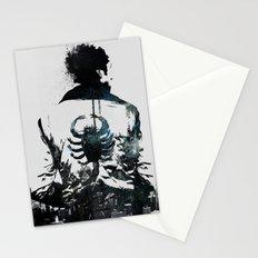 Everyone deserves a hero Stationery Cards