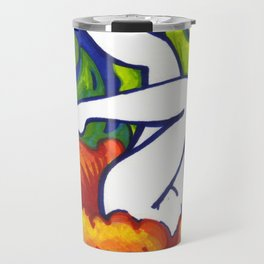 A very Rare Tropical Flower Travel Mug