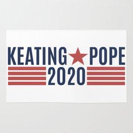 Keating Pope 2020 Rug