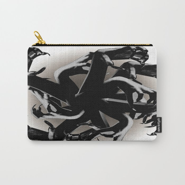Claws Attack  Carry-All Pouch