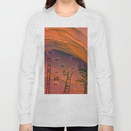 Ancestral Memories, Caves Long Sleeve T-shirt