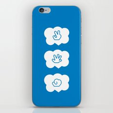 Janken iPhone & iPod Skin