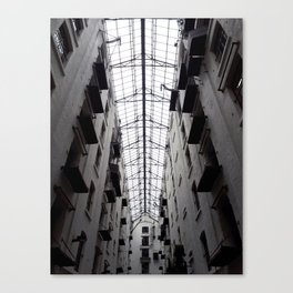 The St. Felix Warehouse, Antwerp, Belgium Canvas Print