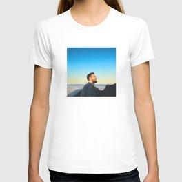 Wednesday Sunset T-shirt