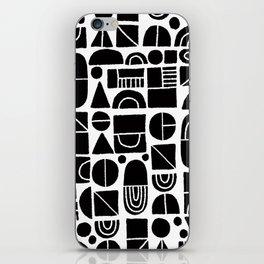 building blocks 002 iPhone Skin