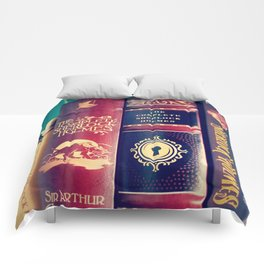 Library of Sherlock Holmes Comforters