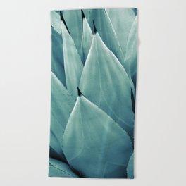 Agave Vibes #2 #tropical #decor #art #society6 Beach Towel