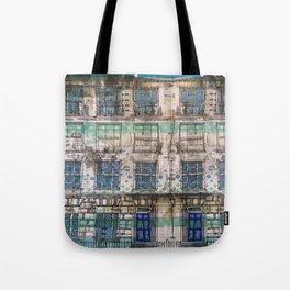 Edinburgh house Tote Bag