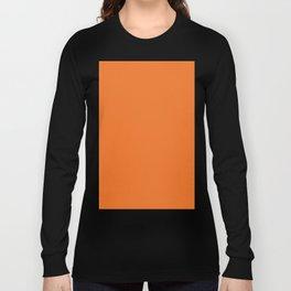 Vivid tangelo Long Sleeve T-shirt