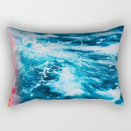 Oceanic Rectangular Pillow