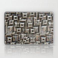 Abstract Geometric City Collage Laptop & iPad Skin