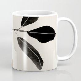 minimal plant 6 Coffee Mug