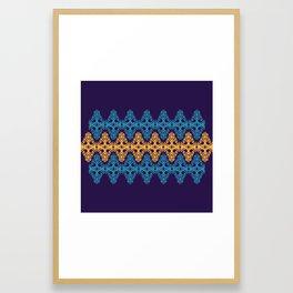 PAHLAWAN FUTURA Framed Art Print