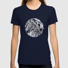 Marbled Blue T-shirt
