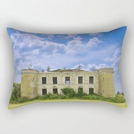 La Ferme de la Renaissance Rectangular Pillow