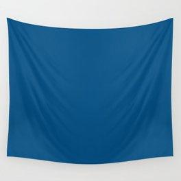 SNORKEL BLUE PANTONE 19-4049 Wall Tapestry