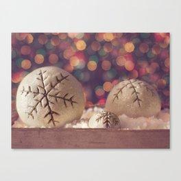 It's the Holiday Season Canvas Print