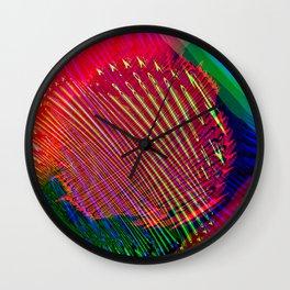 finger 2 Wall Clock