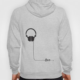 For the love of music 2.0 Hoody