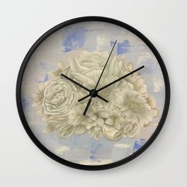 Pixie Dust In The Meadow Wall Clock