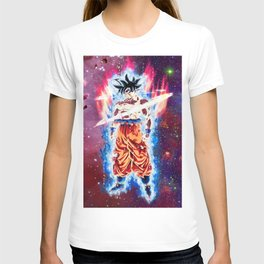 Dragon ball super Son Goku Ultra instinct T-shirt