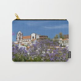 Jacaranda Silves Carry-All Pouch