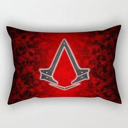 Creed Assassin Rectangular Pillow