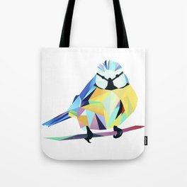 Benni Blaumeise - Benni Blue Tit Tote Bag
