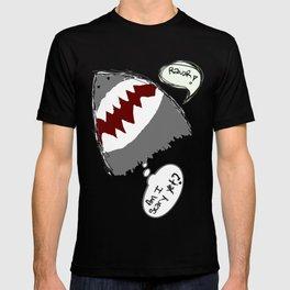 am i scary yet? T-shirt