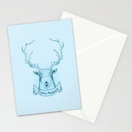 Expecto Patronum- Harry Potter Stationery Cards