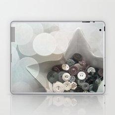 Winter Stars Laptop & iPad Skin