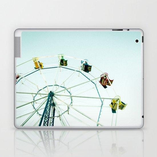 Green Bay Ferris Wheel Laptop & iPad Skin