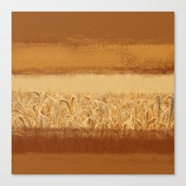 Wheaten Canvas Print