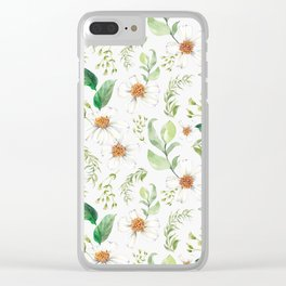 Spring is in the air #59 Clear iPhone Case