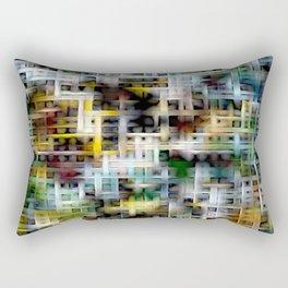 Formula VIII Rectangular Pillow
