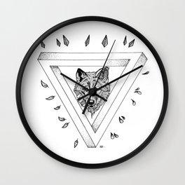 Infinite Wolfox Wall Clock