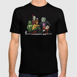 The Universal Monster Club T-shirt