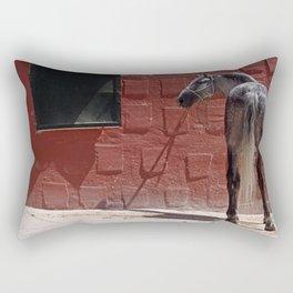 CABALLO ANDALUZ Rectangular Pillow